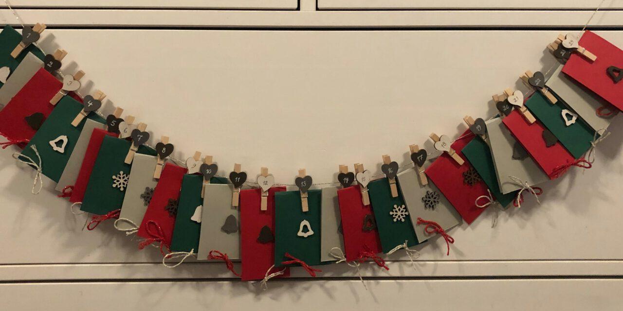 Joulukalenteri voi olla dissotervehdys – Hallituksen palsta 11/2019